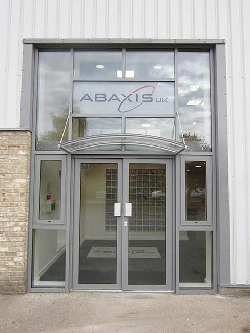 The Abaxis UK Project